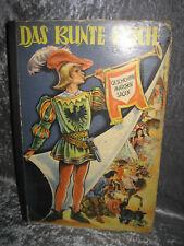 Das Bunte Buch - 1956 Geschichten Märchen Sagen 3. und 4. Auflage Märchenbuch