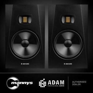 """ADAM T8V 2-Way 8"""" Nearfield Active Studio Monitors (Pair)"""