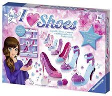 Ravensburger - 18589 I Love Shoes Kit con Accessori per realizzare una