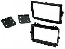 CT23RT13 Piano black Double Din Car Stereo Facia Fitting Kit Renault Captur 13+