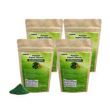 Organic Certified Chlorella Powder 1kg- Raw Vegan Greens Superfood Detox Powder