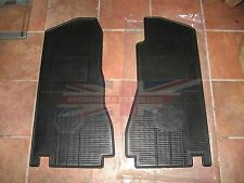New Set of Amco Style Rubber Floor Mats MGB MGC 1968-1980