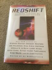 REDSHIFT - Anthology - Signed Ursula Le Guin, Larry Niven, Joyce Carol Oates +8