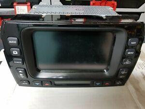 Display Navigation Jaguar XJ X350 X358 climate control panel 2W9370E889