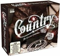 Country: The Ultimate Collection [CD]
