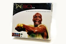 Tae Bo Live (VHS, 2000, 4-Tape Set, Four-pack)