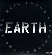 NEIL YOUNG + PROMISE OF THE REAL Earth 3 x Vinyl LP Set 2016 NEW & SEALED