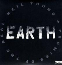 Neil Young + promesa de la verdadera tierra 3 X Vinilo Lp Set 2016 Nuevo y Sellado
