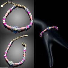 Markenlose Echtschmuck-Armbänder im Ketten-Stil mit Perlen