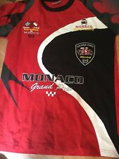 MONACO GRAND PRIX World Championship Racing Team Shirt Sz14