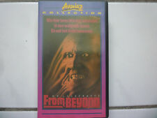 From Beyond (Horror Sci Fi Lovecraft Gordon Combs Crampton Megarare NL VHS Tape)