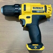 """NEW DEWALT DCD710B 12V Li-Ion 3/8"""" Drill/Driver - TOOL ONLY - NEW WITH OUT BOX"""