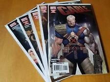Cable lot 1-5 (1,2,3,4,5) Near mint-