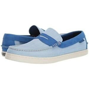 Cole Haan Men's Nantucket Loafer II Size 9 M Nautical Blue C30495 New in Box