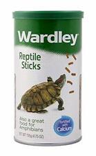 Wardley Premium Amphibian Reptile Turtles, Frogs Newts Sticks, 14.5oz, 411g