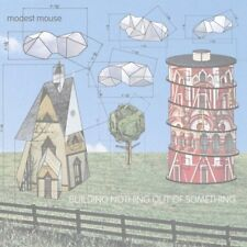 Modest Mouse Building Nothing out of Something LP 12 Track Red Vinyl With Inner