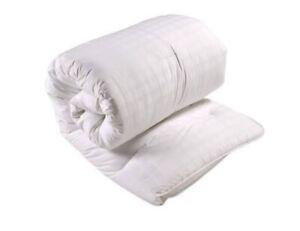 Christy Superior Soft Touch 10.5 Tog SuperKing Bed Duvet Split Packaging