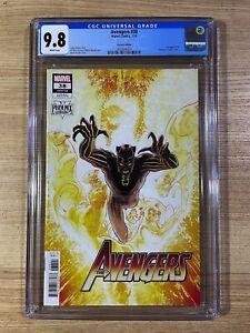Avengers #38 (2021 Marvel Comics) Aaron Kuder Variant CGC 9.8
