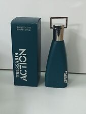 Trussardi Action For Men EDT 50ml Splash (No Spray) New & Rare