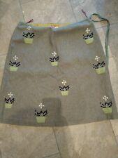 Wool Mix Green Skirt White Stuff 14
