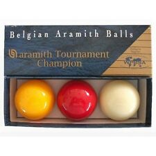 ARAMITH TOURNAMENT CHAMPION BILLIARD BALLS