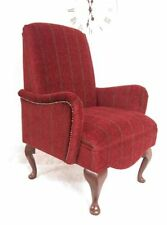 Fabric Bedroom Country Chairs