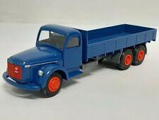 "Conrad 1037 Volvo Titan L395 Flatbed Truck 8"" Long Diecast MINT ORIGINAL COND"