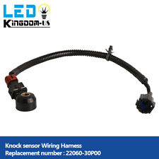 "1x Knock Sensor W/ 14"" Wiring Harness For 1991-1998 Nissan Altima Sentra 240SX"