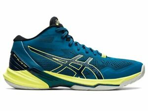 Asics Men's SKY ELITE FF MT 2 Volleyball Shoes Indoor Shoes 1051A065 401