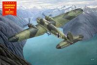 Roden 341 - 1/144 - Heinkel He111 H-6 (Scale plastic model kit) UK