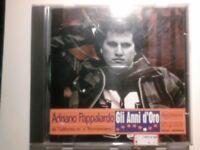 PAPPALARDO ADRIANO- GLI ANNI D'ORO (1997). CD.