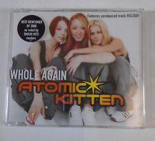ATOMIC KITTEN ~ Whole Again ~ CD SINGLE