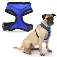 Nylon Hundegeschirr Air Mesh Brustgeschirr verschiedene Größen und Farben