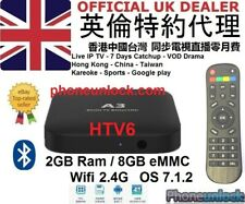 HTV6 A3 TVBox 中港台電視機頂盒回看功能 HK CN TW TVPAD HTV BOX 英國保養 - FAST UK POSTING