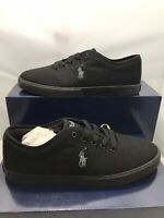 POLO RALPH LAUREN MEN'S HALFORD-NE-SK-VLC SHOES TRAINERS SNEAKERS UK 11 EU45