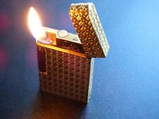 Very Nice Ladies size Caran D'ache Gold Plated Lighter