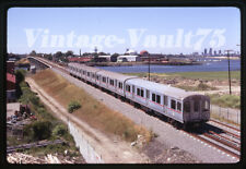 Original Slide Mbta Boston Transit Subway Kodachrome 1971 Anderson Bridge