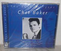 CD CHET BAKER - STORY OF JAZZ - NUOVO - NEW