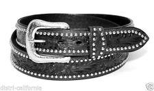 Accessoires en cuir cow-boys et western pour homme
