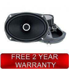 Rainbow Experience Line EL-X69 6 x 9 2-Way Coaxial Car Speakers 2 Year Warranty