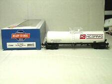 ATHEARN HO SCALE RTR CLAY SLURRY TANK CAR H.C.SPINKS 94846