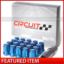 Circuit Performance Blue Star Spline Drive Tuner Lug Nut 12x1.5 Fits Honda Acura