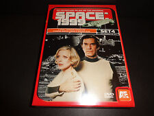 SPACE 1999-Set 4-Moonbase Alphans encounter the supernatural, the unfathomable