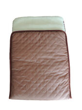 CHILD QUILTED BLANKET 100% Hypo-Allergenic NATURAL MERINO WOOL BABY Sleeping Bag
