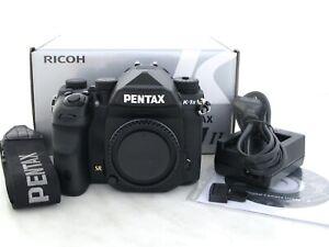 Pentax K-1 II Digitalkamera Mark 2 nur 30 Auslösungen Gewährleistung 1 Jahr