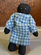Handmade Cloth Americana Folk Doll