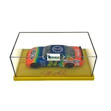 "Jeff Gordon No. 24 1996 ""The Kid"" ROTY & Cup Champion DuPont 1:24 Car in Case"