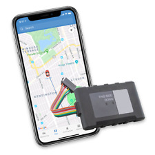 LightningGPS 4G Discreet Wired Real-Time GPS Vehicle Tracker for Cars and Teens