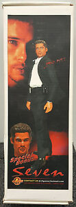 """Dr. Figures - Se7en: Detective Mills (Brad Pitt) Sixth Scale (1/6) 12"""" Figure"""