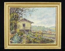 Thijs Mauve:Paysage Scheveningen 1915- Milton Combe 1996 schilderij Schilderijen